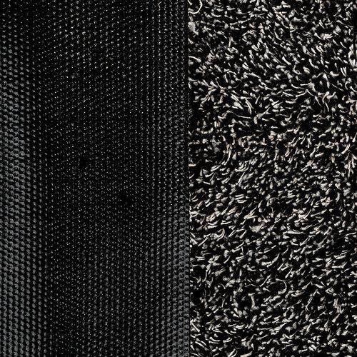 Rohožka Clean Mat černo-bílá, 45 x 70 cm