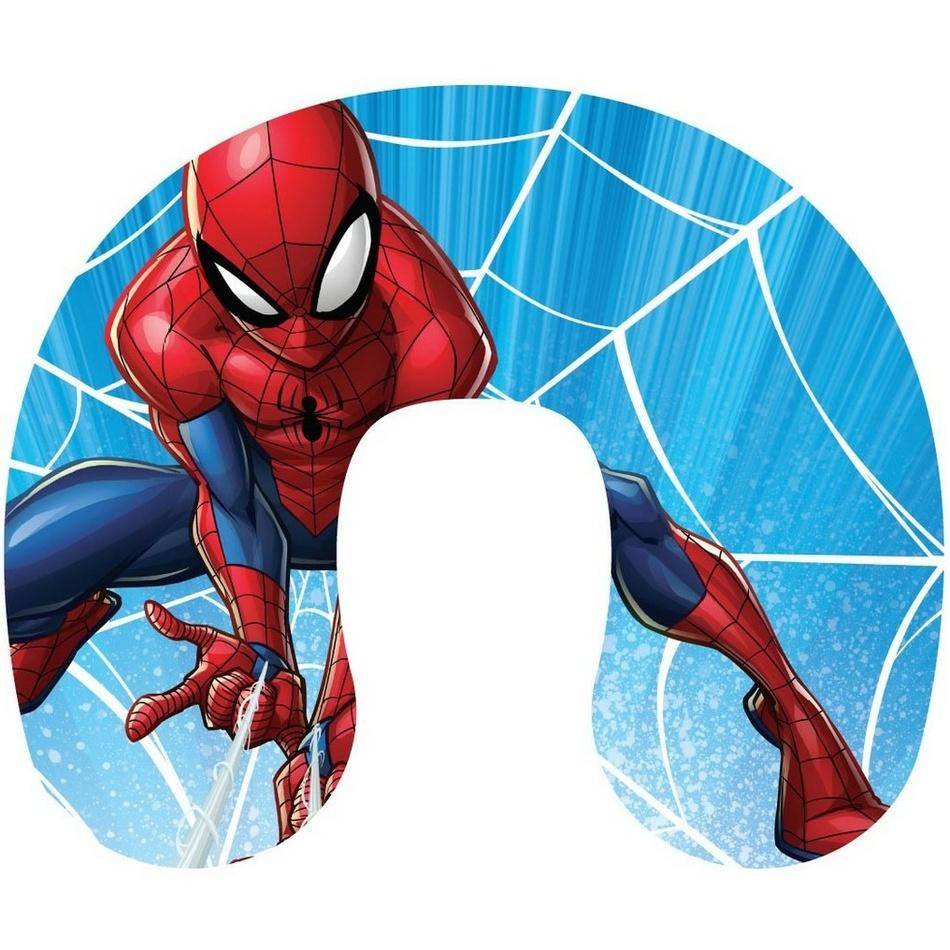 Jerry Fabrics Cestovní polštářek Spiderman 03, 40 x 40 cm