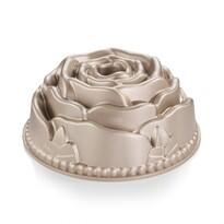 Tescoma DELÍCIA magas kuglóf forma 24 cm, rózsa