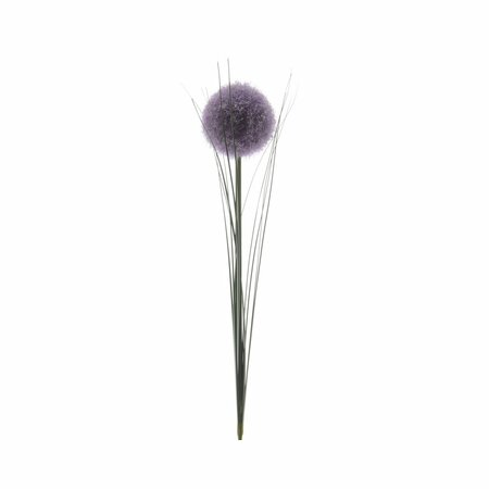 Ceapă decorativă mov 66 cm