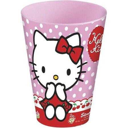 Banquet Hello Kitty gyermek műanyag pohár