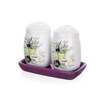 Banquet Lavender só- és borstartó