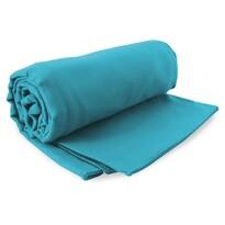 DecoKing Fitness Ręcznik kąpielowy Ekea turkusowy, 70 x 140 cm
