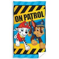 Ręcznik kąpielowy dziecięcy Psi Patrol Patrol, 30 x 50 cm