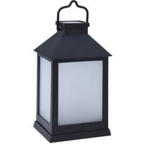 Palmira szolár LED lámpás, 19 cm