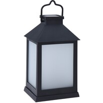 Solární LED lucerna Palmira, 19 cm