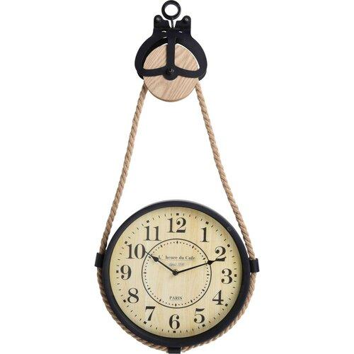 Zegar wiszący Paris, 73 x 33 cm