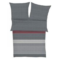 s.Oliver Flanelové obliečky 6275/800, 135 x 200, 80 x 80 cm