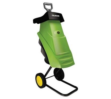 Elektrický zahradní drtič Fieldmann FZD 2001-E, zelená