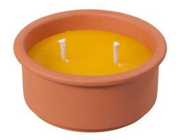 Repelentná sviečka citronela 15 cm