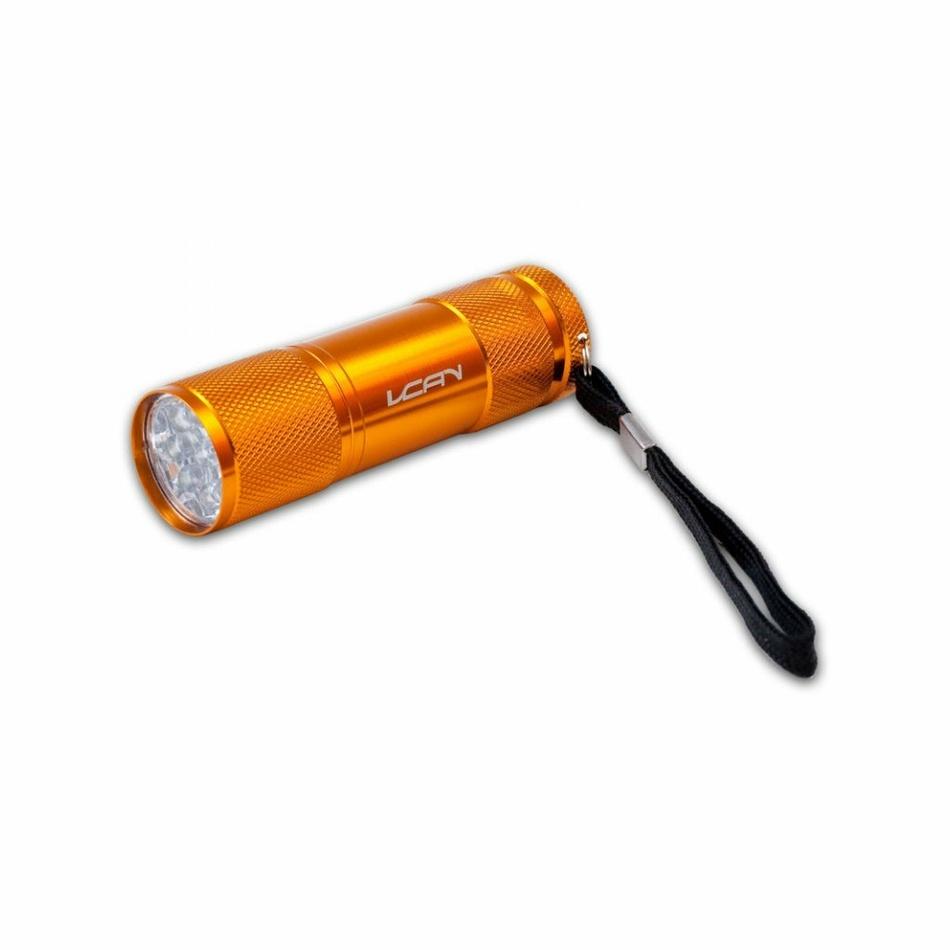 Sharks VCN006 Ručné svietidlo, 9 LED