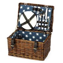 Coș de picnic Aimee, de 2 persoane
