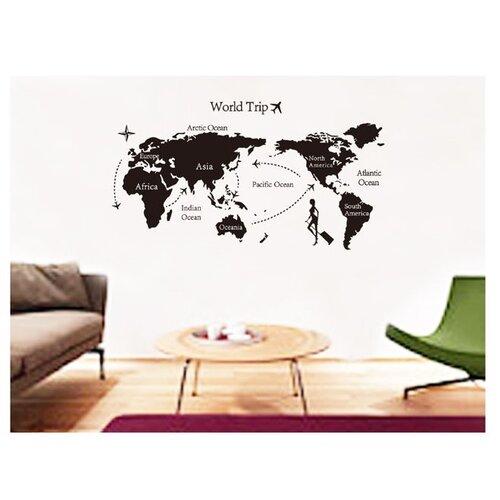 Samolepicí dekorace Word trip