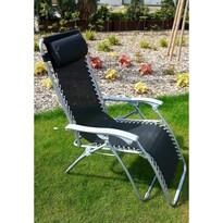 Relaksacyjny fotel plażowy, ogrodowy Regina