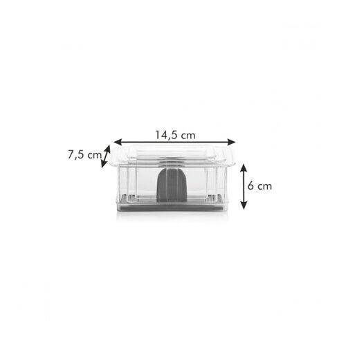 Tescoma Formička na tvarovanie pokrmov PRESTO obdĺžnik, 3 ks
