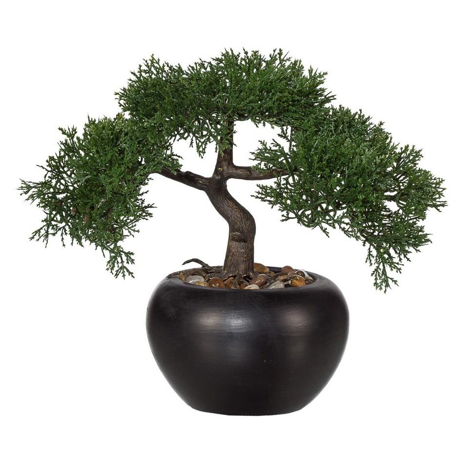 Umelý bonsaj Céder, 26 cm 175104-50