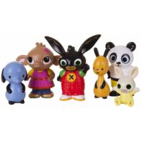 Set figurine Bing și prietenii lui, 6 figurine