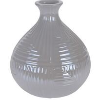 Váza Loarre bílá, 12,5 x 14,5 cm