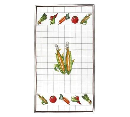 Kuchyňská utěrka kukuřice, 40 x 70 cm