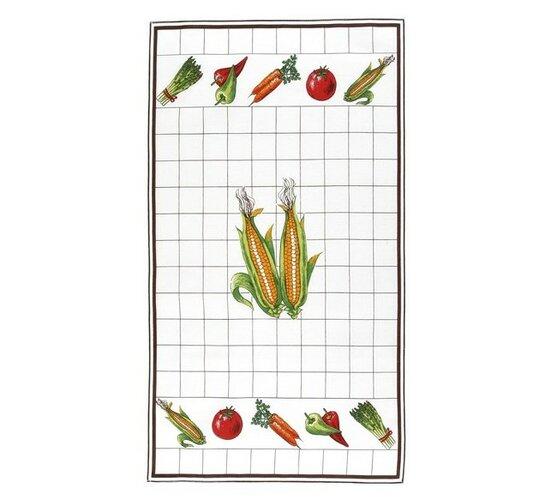 Kuchynská utierka, kukurica, 40 x 70 cm Bellatex