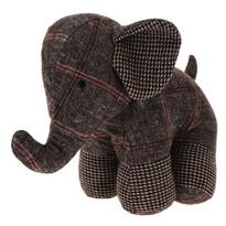 Koopman Dveřní zarážka Elephant, hnědá