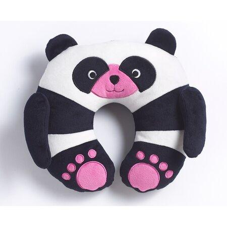 Travel Blue TBU-284 Cestovný vankúšik Panda ChiChi, čiernobiela