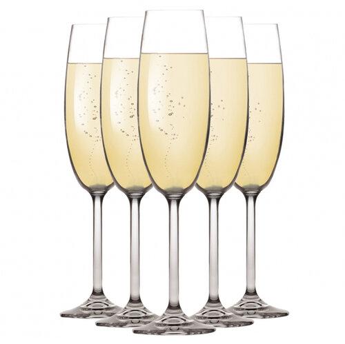 TESCOMA sklenice na šampaňské CHARLIE 220 ml, 6 ks