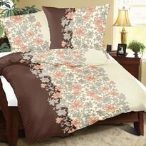 Lenjerie pat 2 pers. Klivie, creponată, 240 x 220 cm, 2 buc 70 x 90 cm