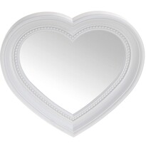 Zrcadlo L´amour, bílá