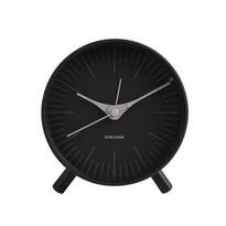 Ceas de design, deșteptător, Karlsson 5777BK 12 cm