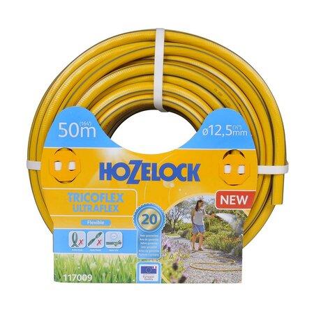 Hozelock Zavlažovací hadice Tricoflex Ultramax 50 m, žlutá