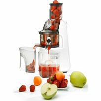 Concept LO7066 Lis na ovoce a zeleninu Home made juice, bílá