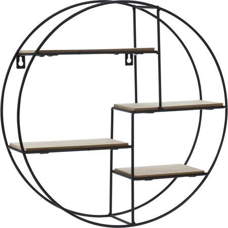 Kruhová police Circulo, pr. 39,5 cm