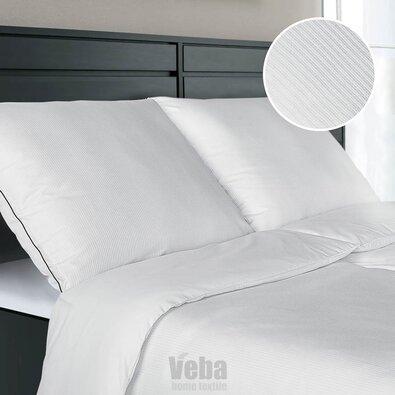 Veba Geon JIN és JANG damaszt ágynemű, fehér, 140 x 200 cm, 70 x 90 cm