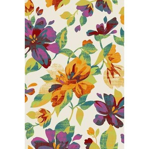 Habitat Kusový koberec Bonita flowers 282/52, 120 x 170 cm