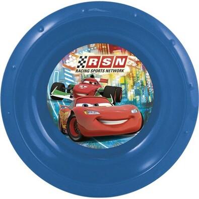 Banquet Cars plastový talíř 22 cm