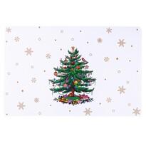 Altom Vianočné prestieranie Christmas tree, 28 x 43 cm, sada 4 ks