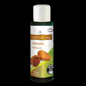 Topvet BIO Pleťový Mandlový olej, 100 ml