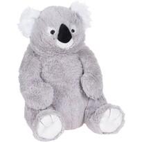 Koopman Plyšový medvedík Koala sivá, 40 x 40 x 55 cm