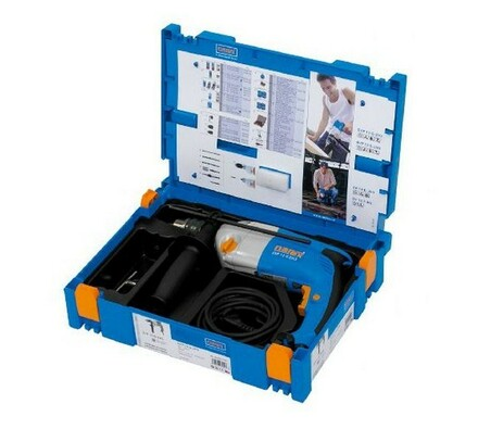 Příklepová vrtačka + kufřík, Narex, EVP 13 G-2H3, modrá