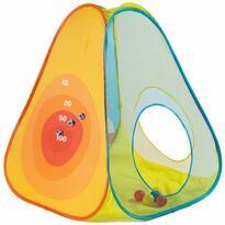 Pixino Dětský herní stan s míčky, 95 x 100 x 95 cm