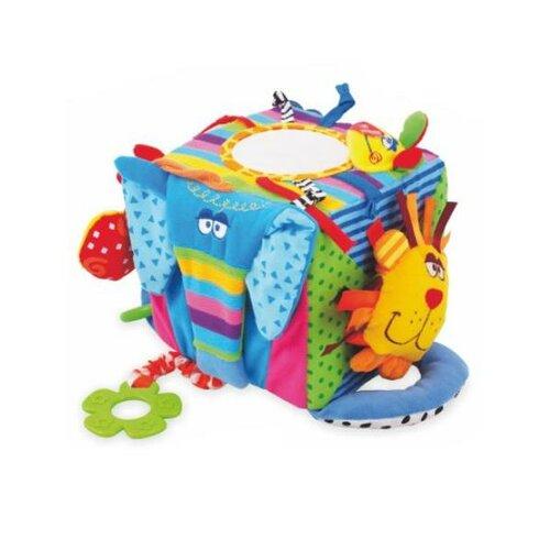 Baby Mix Interaktivní hračka kostka