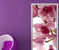 Fototapeta Orchidej 90 x 202 cm
