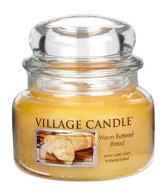 Village Candle Vonná svíčka Teplé houstičky - Warm Buttered Bread, 269 g
