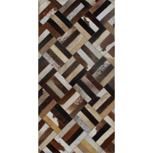 Tempo Kondela Kusový koberec Patchwork 2, 140 x 200 cm