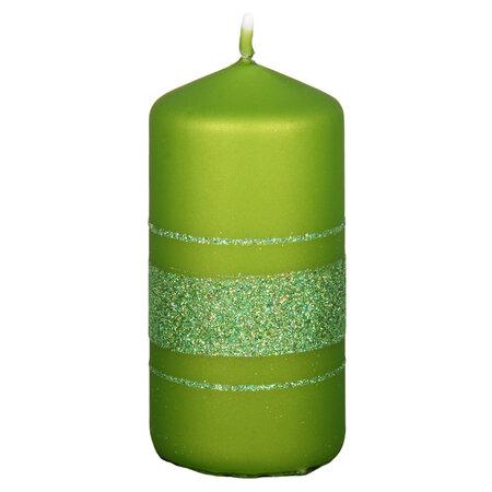 Lumânare de Crăciun Fenix, verde