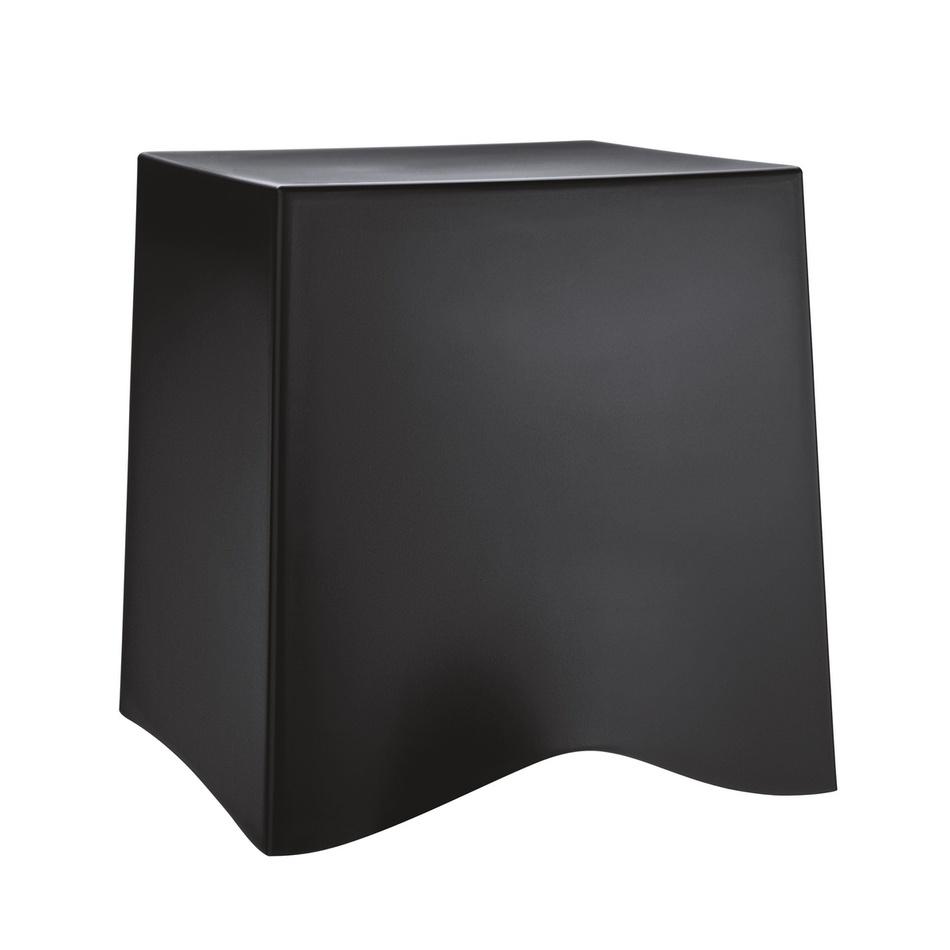 Koziol Taburet Briq, černá