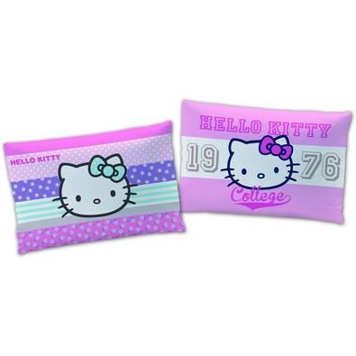 CTI Plyšový vankúšik Hello Kitty Amaya, 28 x 42 cm