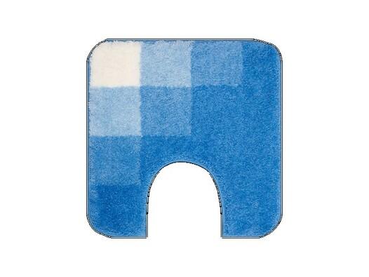 WC předložka Grund UDINE modrá, 50 x 50 cm