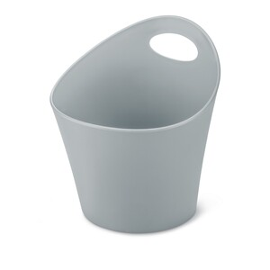 Koziol držák Pottichelli šedá, 1,2 l